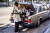 (Jack Simon) Tags: offkilter girl sanfrancisco trunk crewdson parked oddness odd banana