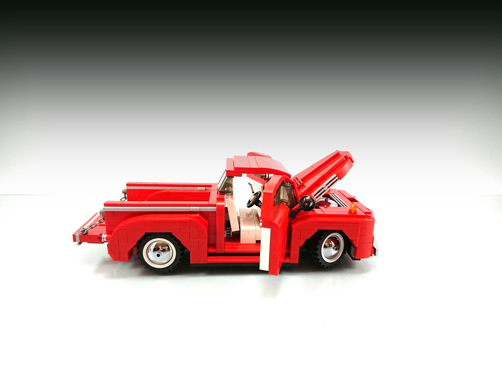 The world 39 s best photos of lego and pickuptruck flickr for Modele maison lego classic