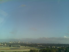 Sydney 2016 Dec 11 06:48 (ccrc_weather) Tags: ccrcweather weatherstation aws unsw kensington sydney australia automatic outdoor sky 2016 dec earlymorning