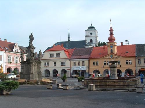 Sobotka főtere