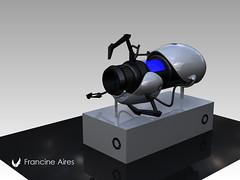 Portal Gun (Frantynni) Tags: produtos design rafe criatividade 3d ufrgs desenho modelagem render sketch products creativity drawing modeling