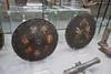 Ancient German shields (quinet) Tags: 2014 allemagne deutschland germannationalmuseum germanischesnationalmuseum germany nuremburg nürnberg schirm bouclier shield