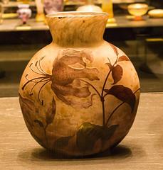 Lily vase (phillipbonsai) Tags: nancy artnouveau daum glass france daumcrystalcollection muséedesbeauxartsdenancy