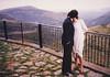 Wedding Kiss, Lenola, 1989 (Robert Barone) Tags: 1989 chiara fondi italia italy lenola robert kiss marriage wedding groom bride