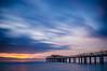 Wind and sea (Marco Petretti) Tags: wind sea clouds cloudy sunset lido lidodicamaiore pontile pier