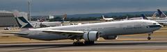Boeing 777-367 B-KPT (707-348C) Tags: london heathrow lhr egll cathaypacific cpa airliner jetliner boeing triple passenger b77w b773 bkpt cathay boeing777