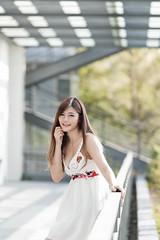 DSC_5264 (錢龍) Tags: 陳葳 d700 美術館 nikon 外拍 美胸 beauty girl sexy