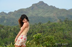 DSC_1386 (albertmagpile) Tags: mountain nature sceneries philippines 2017 style icon road photography nikon canon view tagaytay calaca matipok batangas green clean coconuttree dress halterdress skirt longdress