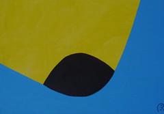 Momentum by Jan Theuninck, 2017 (Gray Moon Gallery) Tags: jantheuninck society power press momentum usa europe institutionalmomentum blue yellow black momentcharnière moment france annecécilerobert 1984 orwell wendepunkt