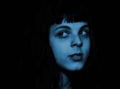 Valentina en azul