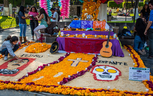 2016 - Mexico - Morelia - Day of the Dead - 2 of 2