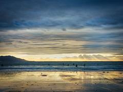 2015-10-25 18 13 15 (Pepe Fernández) Tags: atardecer puestadesol playa nigrán amadorra madorra paisaje mar