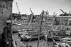 The Dhows of Zanzibar (virtualwayfarer) Tags: stonetown zanzibar tanzania docks harbor street streetphotography canon6d local locallife localculture africa realafrica commerce dailylife sailboat boat sailing boatharbor dhow zanzibardhow sea seaside solotravel indietravel budgettravel people hardwork blackandwhite blackandwhitephotography