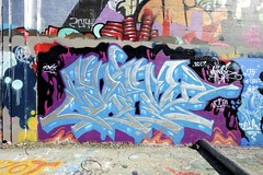 ENEM (STILSAYN) Tags: graffiti east bay area oakland california 2016 enem tdk kts