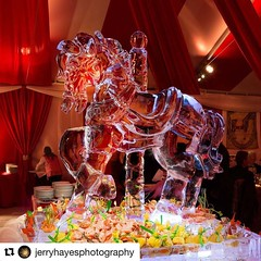 A beautiful pic from @jerryhayesphotography of our carousel horse #icesculpture seafood display for a #debutanteball @thestanthonyhotel with @wilkinsonrhodes @marqueesatx @ilios_lighting and many other #eventprofs #sanantonio #fullspectrumice #thinkoutsid (fullspectrumice) Tags: a beautiful pic from jerryhayesphotography our carousel horse icesculpture seafood display for debutanteball thestanthonyhotel with wilkinsonrhodes marqueesatx ilioslighting many other eventprofs sanantonio fullspectrumice thinkoutsidetheblocks brrriliant ice scupltures sculpting sculpture austin texas