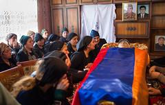 ARMAVIR-33 (RAFFI YOUREDJIAN PHOTOGRAPHY) Tags: soldier funeral beheaded yezidi armenia karabagh karabakh yazidi death fighting dead