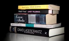 302 Promise (read description) (Helena Johansson 71) Tags: lofte fs170122 fotosondag book books object indoor blackbackground nikond5500 d5500 nikon project365