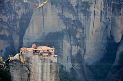 Meteora, Kalambaka-Greece (belas62) Tags: καλαμπάκα μοναστήρι μετέωρα orthodox greece monastery meteora ngc