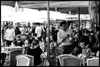 Roma - Al ristorante