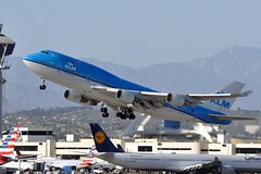 PH-BFE    LAX (airlines470) Tags: airport msn lax klm 747 747400 ln 763 24201 747406 phbfe