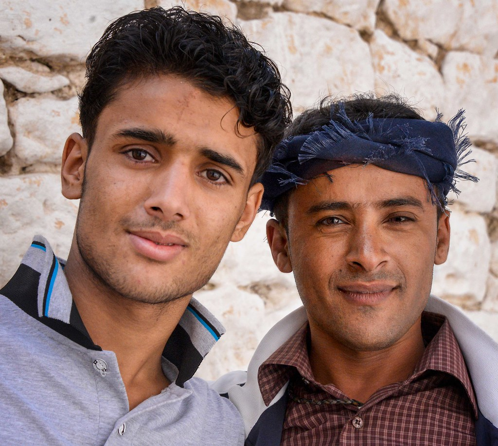 yemen men