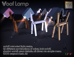 ..::TH::. Woof Lamp (now on the MP)