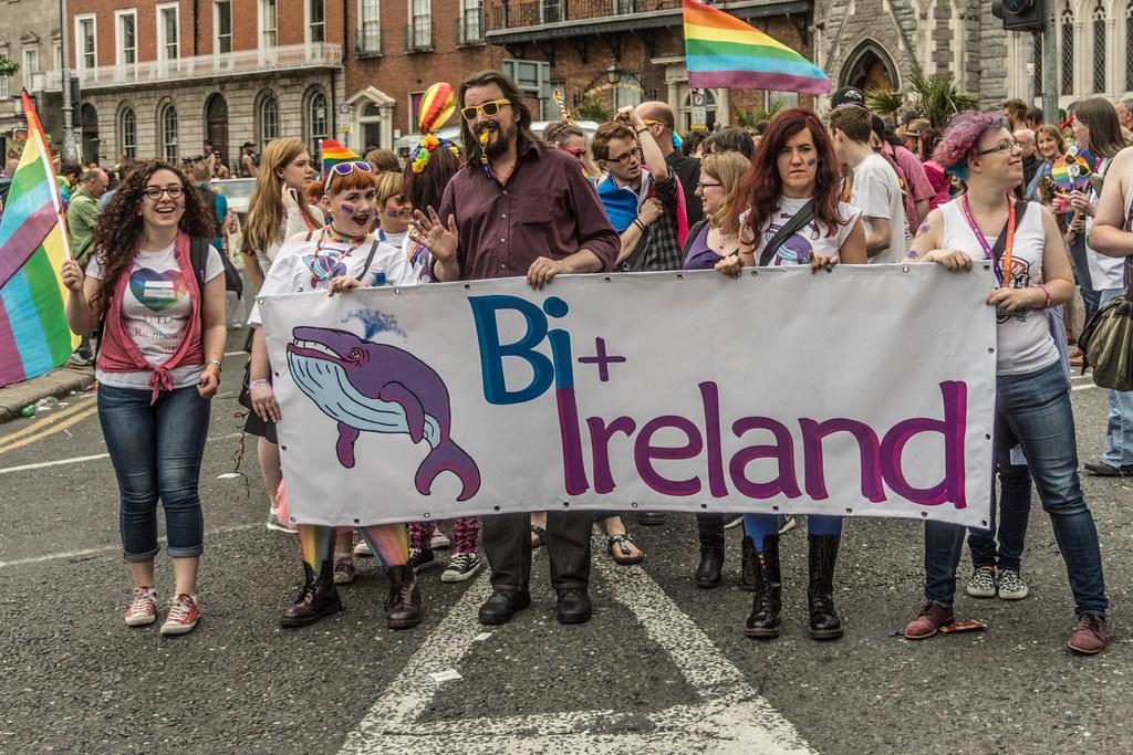DUBLIN 2015 LGBTQ PRIDE PARADE [THE BIGGEST TO DATE] REF-105951