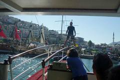 Rejs statkiem | Boat cruise