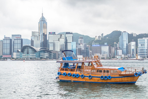 It all starts with Hong Kong as a major BRI financing hub., From FlickrPhotos