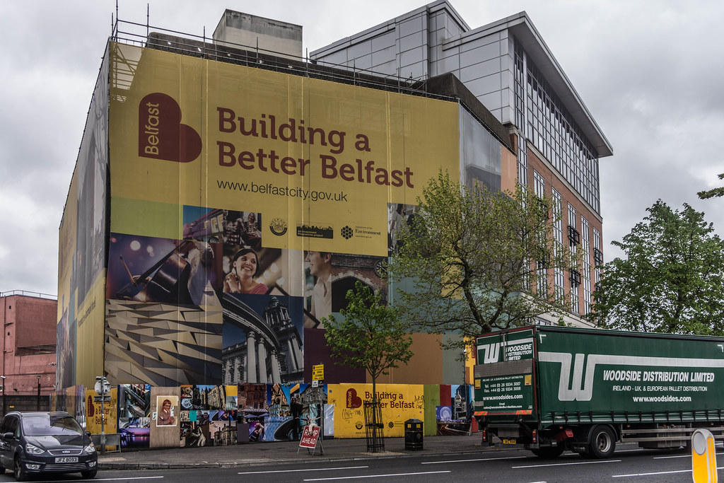 BELFAST CITY MAY 2015 [RANDOM IMAGES] REF-106417