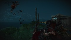 W3WH2 (Tainted Om) Tags: wild white wolf pirate hunt beheaded witcher geralt skellige