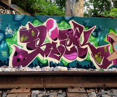 siek-eastpoint2015 (SIEKONE.ID) Tags: art wall graffiti fly id baltimore crew piece kts gak dst 2015 siek flyid pfe baltimoregraffiti