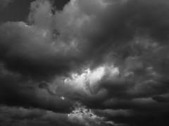 celui qui ne voulait pas tonner (laetitiablableuse) Tags: sky cloud white black france poetry noir ile lovers ciel val suburb nuage blanc vues banlieue marne