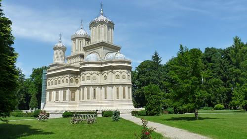 Curtea d'Arges - Mănăstirea Curtea de Argeș (8)
