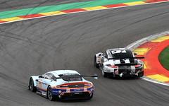 Aston Martin Vantage & Porsche 991 LM GT. (Tom Daem) Tags: martin porsche gt lm spa aston vantage 991 francorchamps 2015 wec