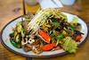 도토리묵, Dotori Muk(Acorn salad) (JYYU2000) Tags: korea koreanfood 도토리묵 dotori