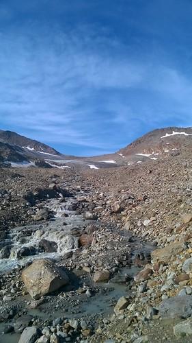 Sechster Tag: Aufstieg auf die Similaunhütte