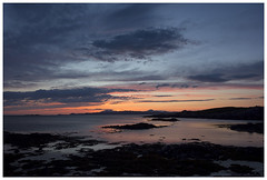 Traigh Sunset (theimagebusiness) Tags: travel light sunset shadow sky panorama cloud seascape mountains tourism water beauty silhouette night relax outside outdoors freedom scotland seaside glow open sundown cloudjunkie breathtaking inspiring westcoastscotland theelements freeaccess scottishphotographers theimagebusiness theimagebusinesscouk photographersinwestlothian