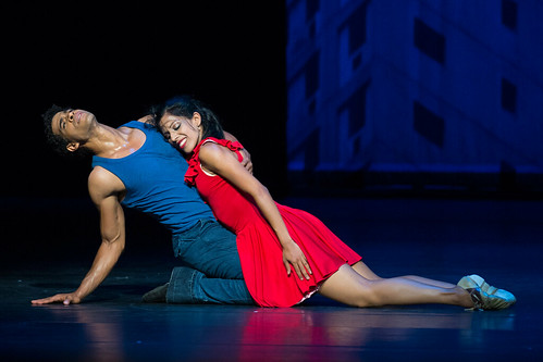 <em>Cubanía</em> Dance Highlight: the <em>Tocororo pas de deux</em>