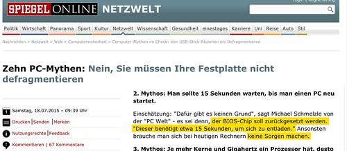 """FAIL: SPON will Computermythen aufklären... • <a style=""""font-size:0.8em;"""" href=""""http://www.flickr.com/photos/77921292@N07/19809696081/"""" target=""""_blank"""">View on Flickr</a>"""