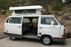 1991 VW Vanagon Camper Frater91VWCHC076