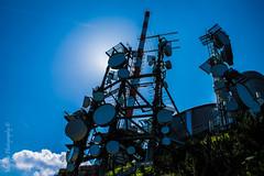 Broadcast Tower (Misterfie Photography) Tags: alps germany bayern deutschland bavaria technik alpen technique broadcasttower sendemast wendelstein