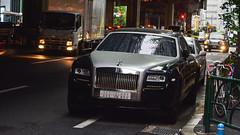 Saudi plates in Tokyo (motormouth_1993) Tags: auto cars car japan sedan tokyo ghost rollsroyce limo turbo saudi vip rolls plates saloon luxury v12 luxurycar carspotting rollsroyceghost