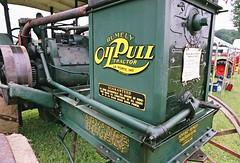 Rumely oil pull (rentavet) Tags: nikkormatft2 nikkor24mm saegertownpa