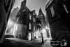 Rues de Saint-Malo en Noir et Blanc (guillaume_roger_aussant) Tags: rues street victorian area ére victorienne scary effrayant peur saint malo bretagne breizh bzh road