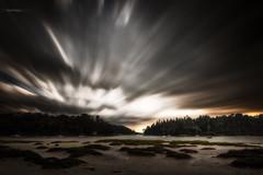 Rivière du Bono (Stéphane Sélo) Tags: lebono paysage pentax pentaxk3ii bateau bretagne clouds landscape maison morbihan nuages océan port rivière été