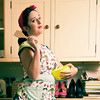 _MG_7900-002 (phreddyy) Tags: model housewife retro 50s bored overworked themed pinup glamour housework