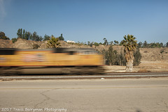 Eastbound at Ordway, CA (Travis Berryman) Tags: unionpacific beaumonthill uprr upyumasub desertrailroading
