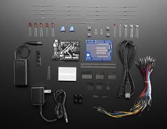 Adafruit Metro Starter Pack (adafruit) Tags: 3345 adafruitmetro microcontroller developmentboard arduino adafruit electronics diyelectronics