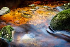 Stream and Rocks (kckelleher11) Tags: 1240mm 2016 ireland olympus december em1 filter flowing nd omd rocks stream water wicklow